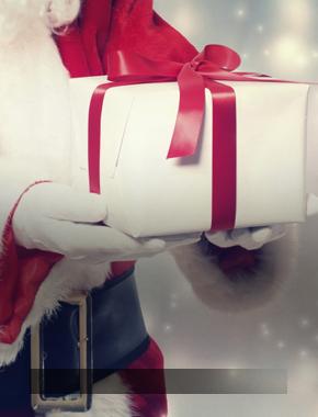 «Тайный Дед Мороз» в СурГУ