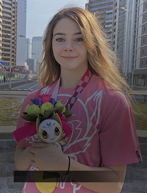 Интервью с чемпионкой Паралимпиады