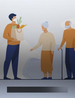 Социальная акция «Старость в радость»