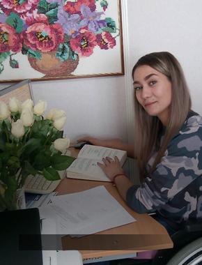 Анастасия Саградян: «Меня вдохновляет жизнь»