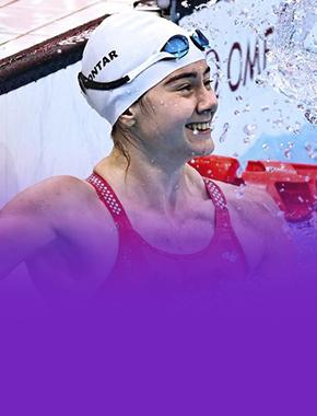 Студентка СурГУ Анастасия Гонтарь завоевала золото Паралимпиады в Токио